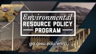 Environmental Resource Policy at the George Washington University
