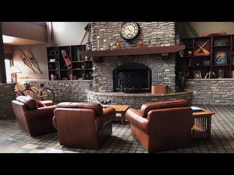 Room Tour Of The Red Lion Hotel In Kalispell Montana