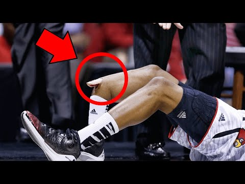 NBA Players Careers Being Cut Short Due To Horrific Injuries
