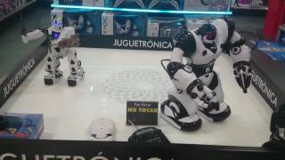 Toy Robots Dance ▪▪ Humanoid Robot [YT]