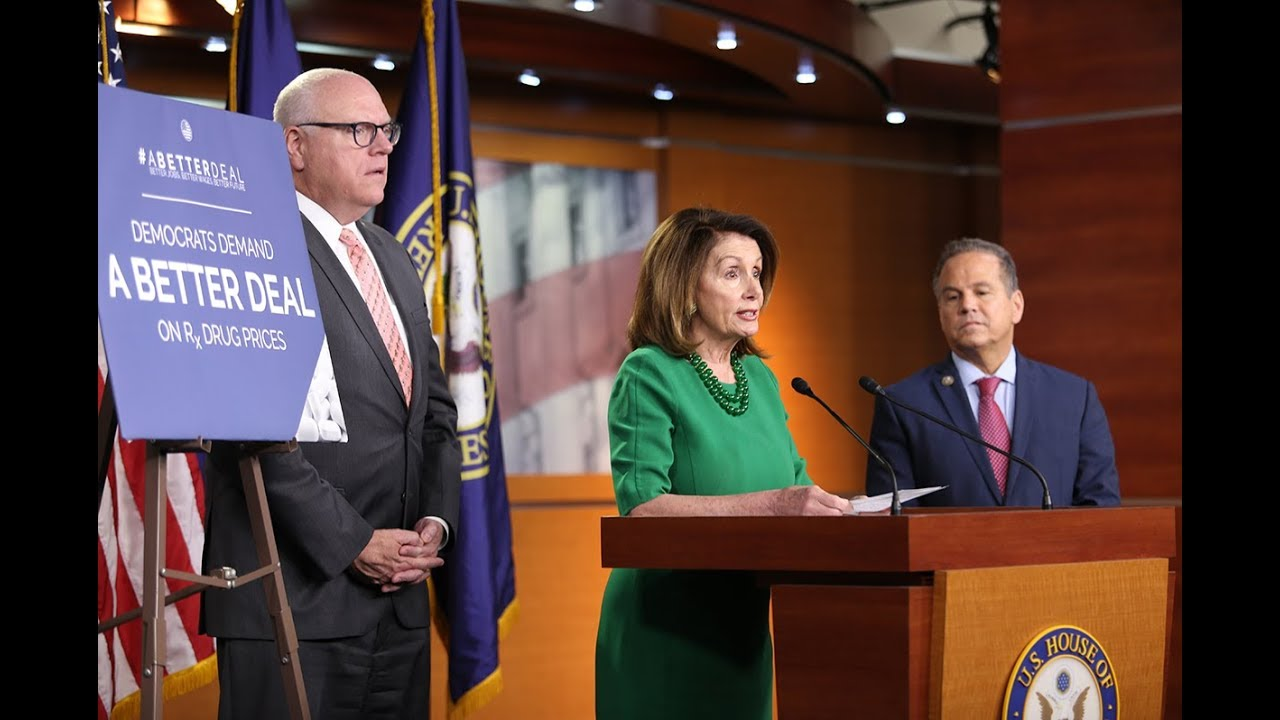 Democratic Caucus Press Conference: May 16, 2018