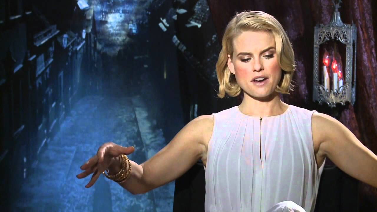 Alice eve the raven
