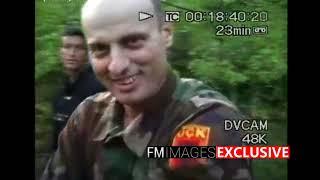 Ish-komandanti i UÇK-së, Agim Çeku gjatë luftimeve në Koshare