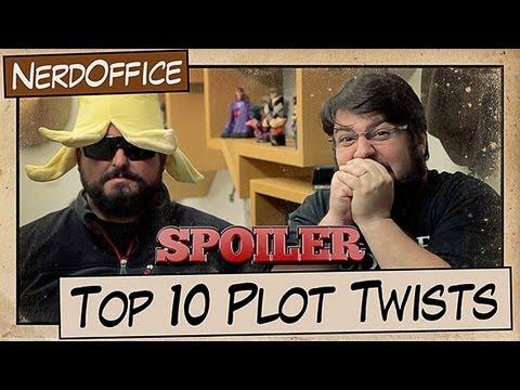 Top 10 cenas de explodir a cabeça   NerdOffice S04E19