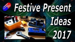 R/C Festive Present and Gift Ideas - Winter 2017