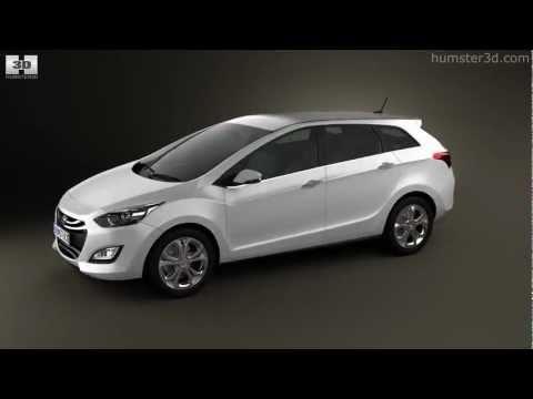 Hyundai i30 Elantra Wagon 2013