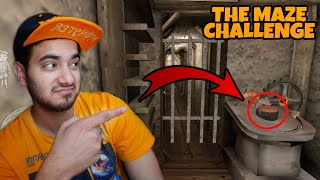 Toughest Chapter in Evil Nun || Evil Nun - The Maze Challenge