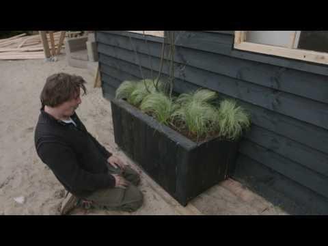 Bloembakken Buiten Intratuin.Intratuin Zelf Een Plantenbak Maken Youtube
