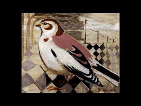 Mary Fedden  瑪麗·費登  (1915-2012)  Naive Art  Primitivism  British