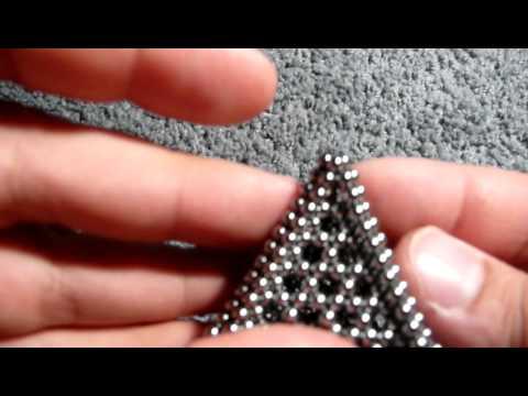 как сделать решетку из неокуба