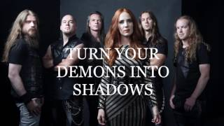 EPICA - Fight Your Demons (Lyrics) (UNOFFICIAL)