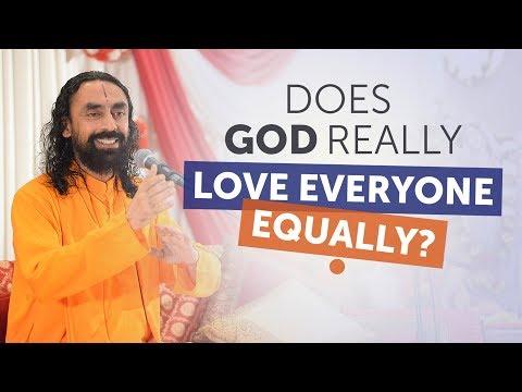 Does God Really Love Everyone Equally? Law of God's Grace - Swami Mukundananda