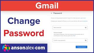 Gmail - Nasıl Şifrenizi Değiştirmek için