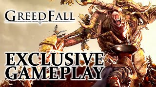 Greedfall - 9 Minutes Of Exclusive Gameplay