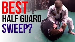 The Best BJJ Half Guard Sweep SECRET: Soul Fighters BJJ