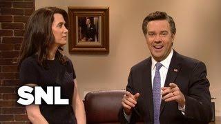 Cold Opening: Mitt Romney Shake Up - Saturday Night Live