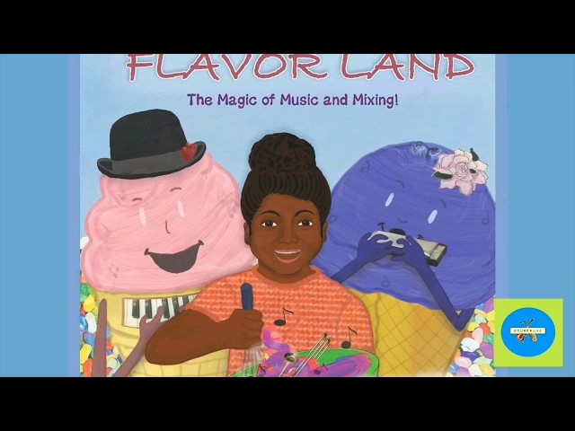 Flavourland by Cherie Sola