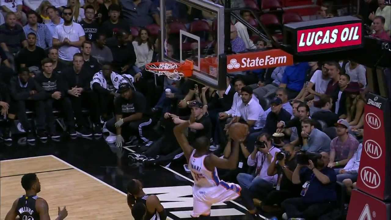 277a10d4212 Kevin Durant Top 10 Plays  2015 NBA All Star Reserve - YouTube