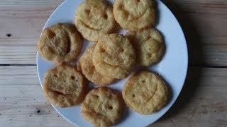 BÁNH KHOAI TÂY , CÁCH LÀM BÁNH KHOAI TÂY CHIÊN MẶT CƯỜI GIÒN NGON (potato cake)