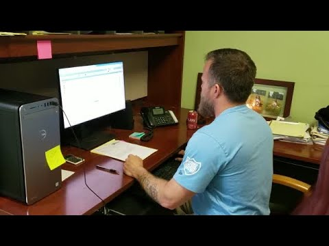 Small business owner talks about broadband internet service in rural Snyder County