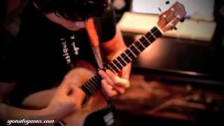 Mark Ronson - Uptown Funk ft. Bruno Mars / Ryo Natoyama (ukulele cover)
