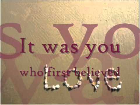 you first believed  hoku lyrics