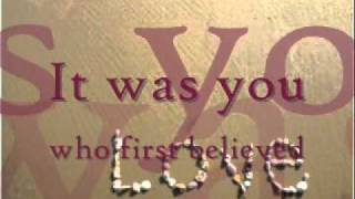 you first believed by hoku (lyrics)