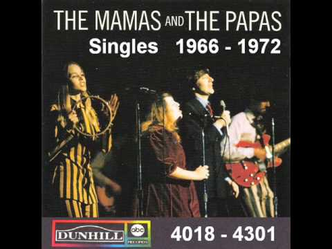 The Mamas & The Papas - ABC-Dunhill 45 RPM Records - 1966 - 1972