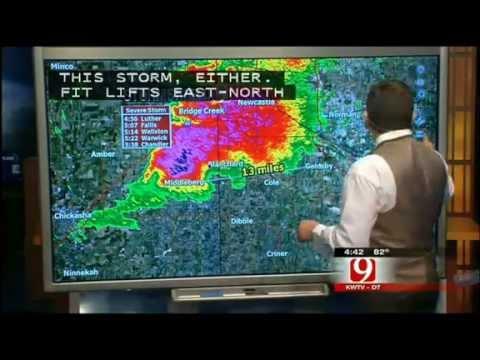 KWTV 5/19/13 Tornado Outbreak Part 1