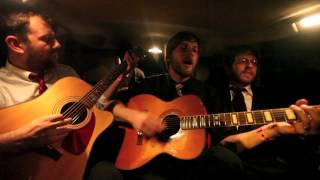 "BackSeat Jukebox w/ Quiet Company ""Here Comes Your Man"" (Pixies Cover)"