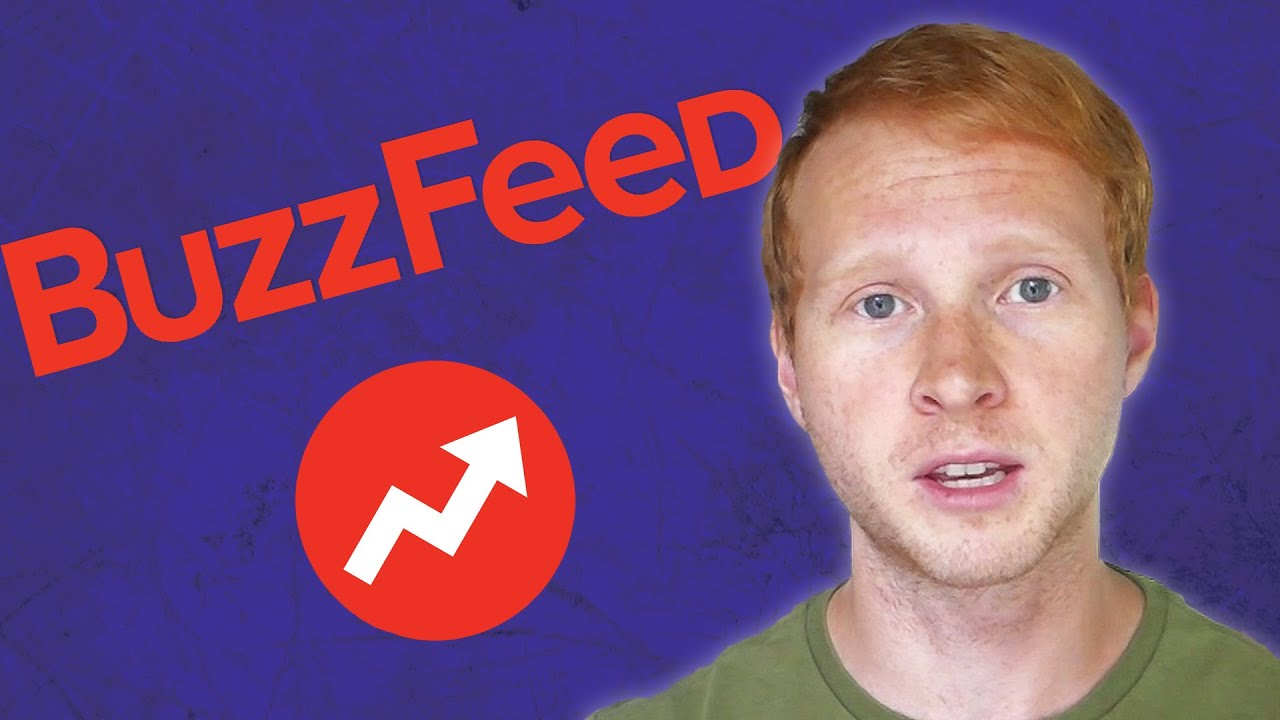 Why Left Buzzfeed - Digg