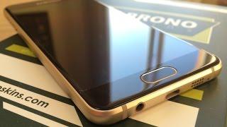 Защитная пленка BRONOSKINS для Samsung Galaxy A3 2016