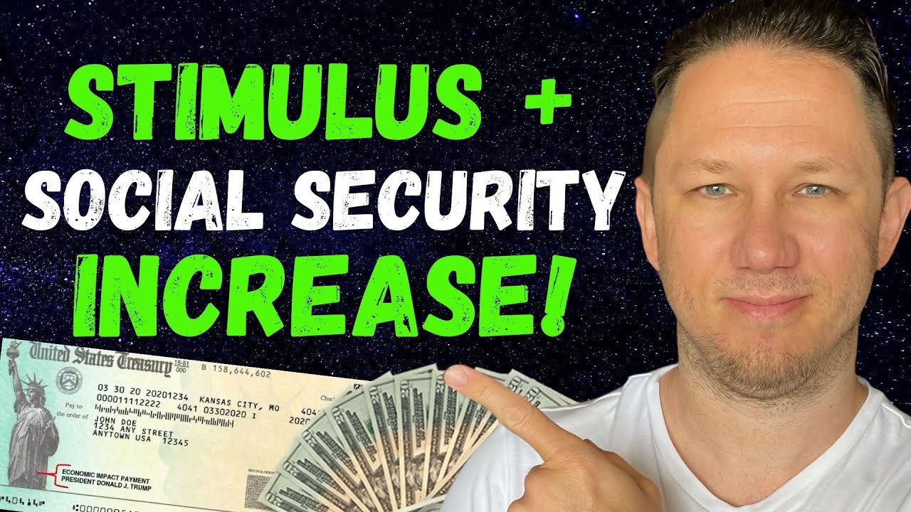 NEW RAISE TO SOCIAL SECURITY BENEFITS & Fourth Stimulus Check Update Today 2021 & Daily News