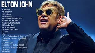 Elton John Greatest Hits Full Album Elton John Best Songs Best Rock Ballads 80 S 90 S MP3