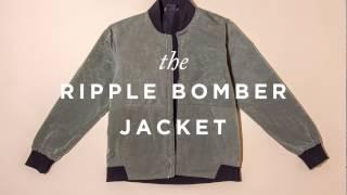 Ripple Bomber Jacket