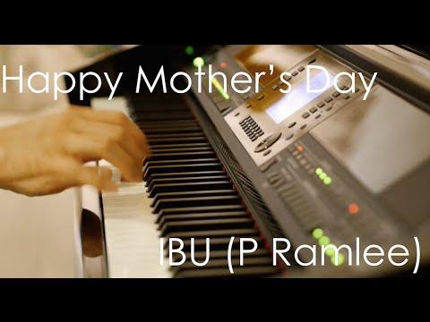 Ibu - P Ramlee (Piano Cover)