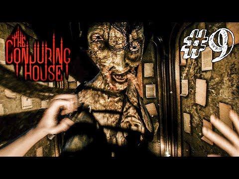 КОШМАРНЫЙ МИР! ► The Conjuring House Прохождение #9 ► ИНДИ ХОРРОР ИГРА