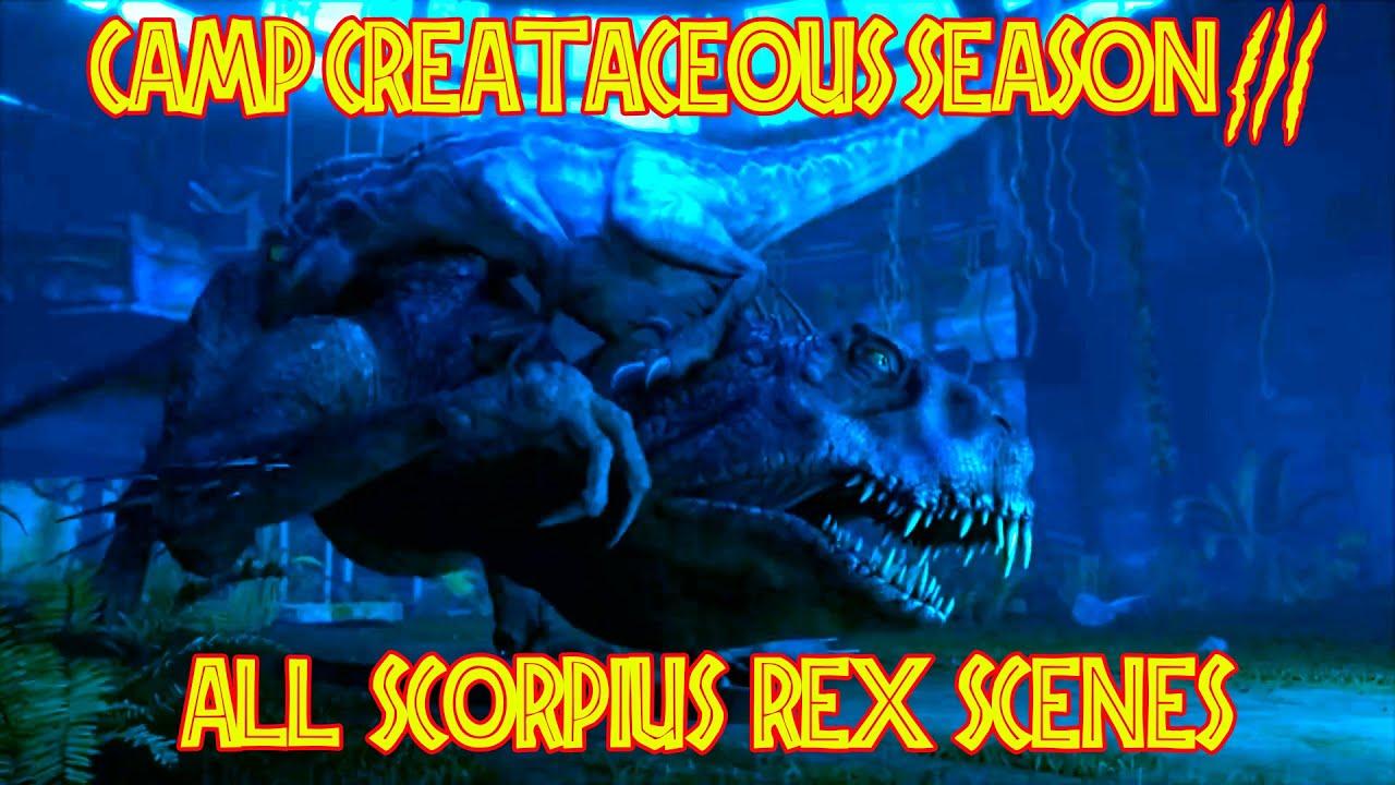 Download netflix jurassic world camp cretaceous season 3  scorpius rex