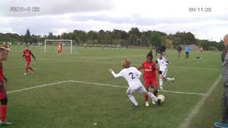 Farum Boldklub/FCN Talent U12(05) . FCN - KB. Resultat 1-0