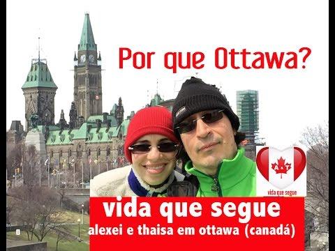 13. Por que Ottawa?