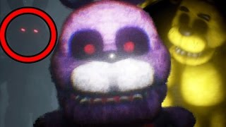 CHASED BY SECRET ANIMATRONICS    Explore A Day At Freddys (FREE ROAM Five Nights at Freddys)