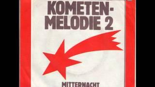 Kraftwerk - Kometenmelodie 2 / Mitternacht (Full 7-Inch EP) [1974]
