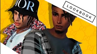 【IMVU】BLACK BOYS🔥🔥🔥 LOOKBOOK
