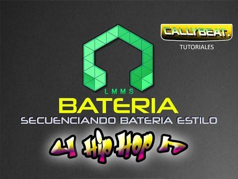 Secuenciado De Bateria En #LMMS (BEAT HIP HOP)