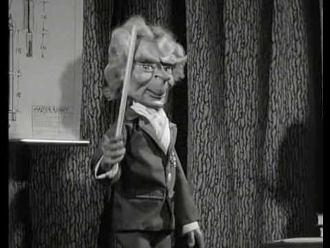 Fireball XL5 36-Trial by Robot  Part  1
