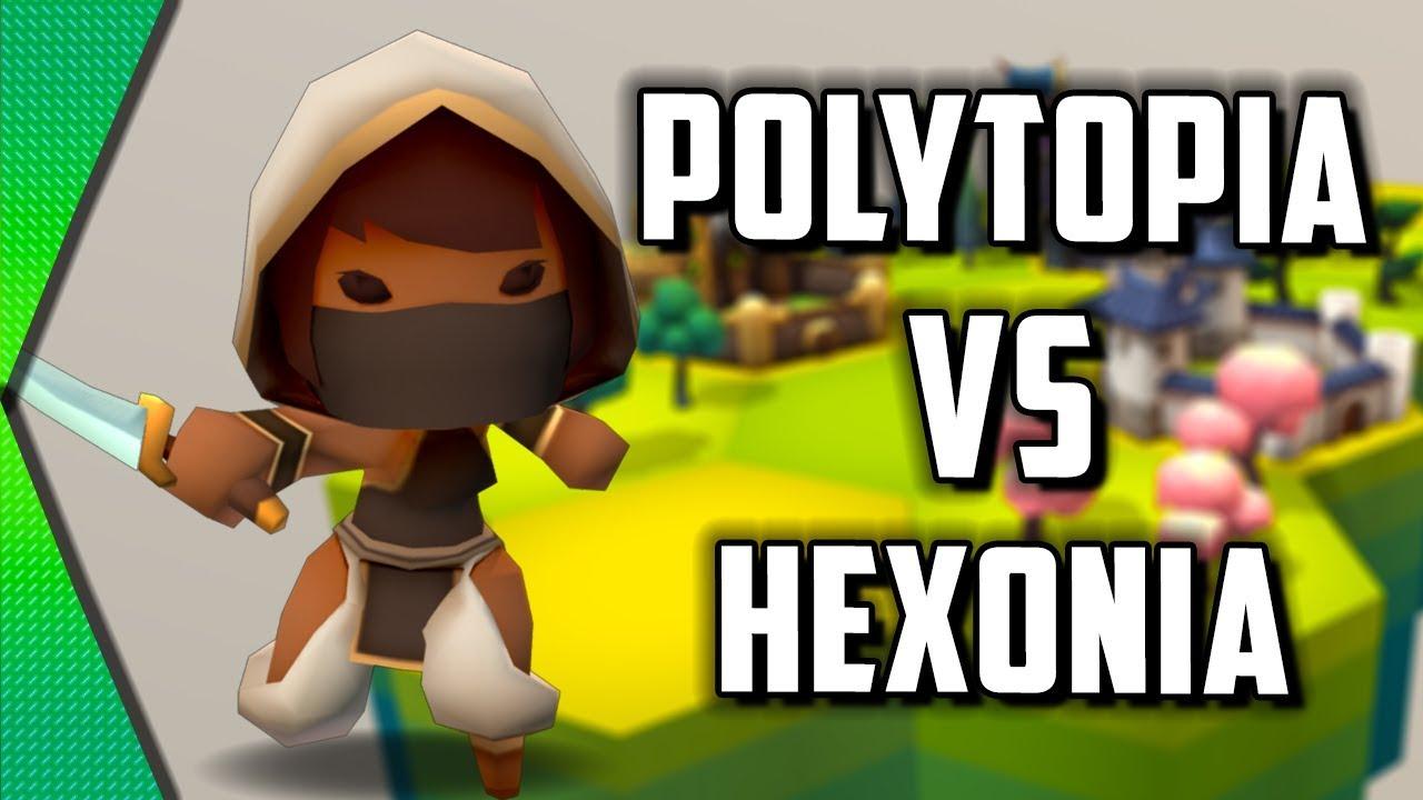 Hexonia - BETTER THAN POLYTOPIA? TURN BASED STRATEGY GAME | MGQ Ep  279