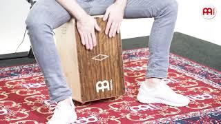 MEINL Percussion - MEINL Percussion - Artisan Edition Cajon - Bulería Line- Mongoy - AEBLMY