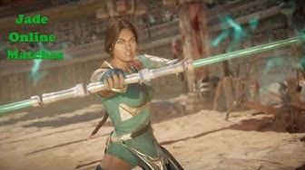 Mortal Kombat 11: Jade Online Ranked Matches