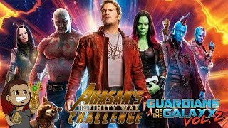 Marvel's Guardians of the Galaxy Vol. 2 ( Infinity War Challenge | Movie 15 of 18 )