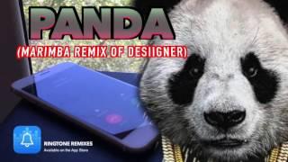 Desiigner Panda Marimba Ringtone Remix Download Link